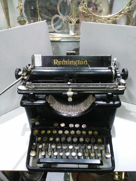 Maquina escribir remington 1927 b.estado