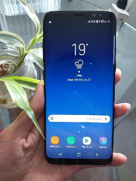 Samsung s8 libre