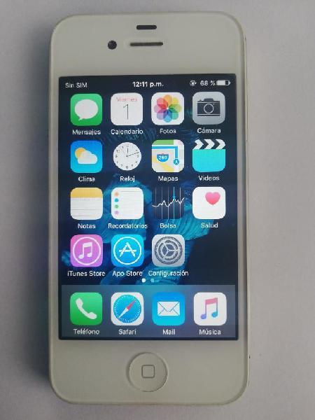 Iphone 4s 32gb libre de fabrica