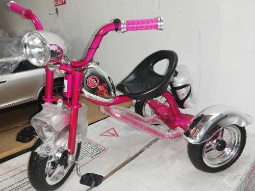 Triciclo niña chopper harley-davidson little tikes scooter