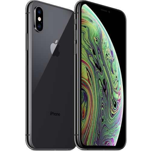 Iphone xs max 64gb gris espacial. apple tienda. garantia