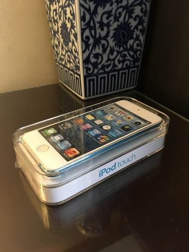 Ipod touch 5ta generacion - 16gb - azul