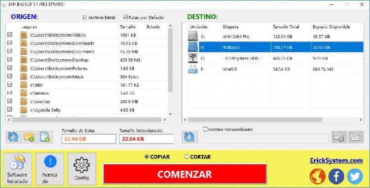 Software, Rescata archivos antes de formatear