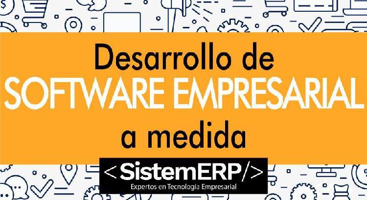 Soluciones de Software Empresarial a medida