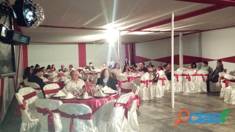 Eventos toldos mobiliario menaje en Lince – Jesús María 1