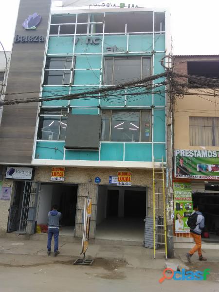 Alquiler local comercial 80m2 en villa maria del.triunfo