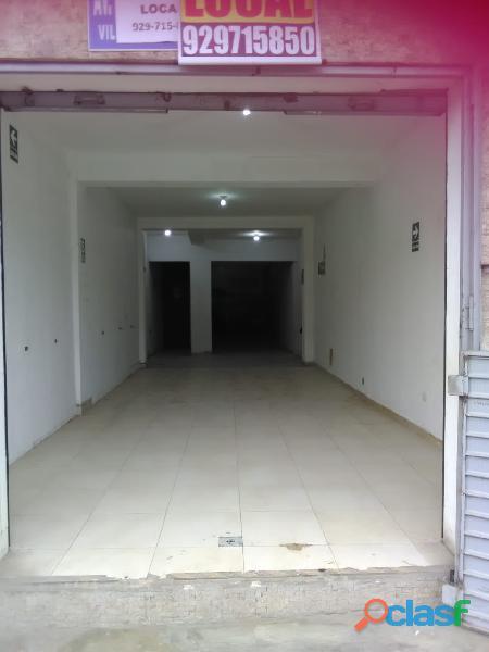 Alquiler local comercial 80m2 en villa maria del.triunfo 2