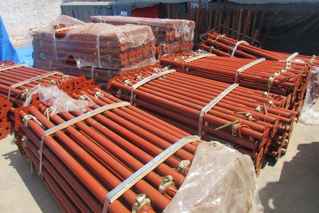 Alquiler y venta de puntales metalicos