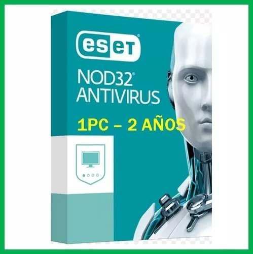 Antivirus eset nod32 v12 2019 licencia original 2 años 1 pc