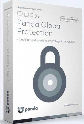 Antivirus panda global protection 1pc - esd version