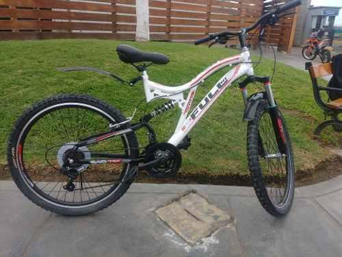 Bicicleta aro 26 con shimano