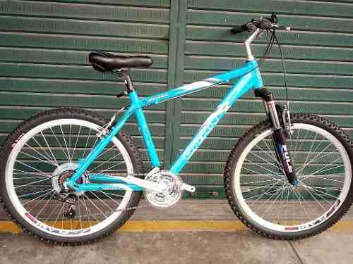 Bicicleta de aluminio gitan aro 26