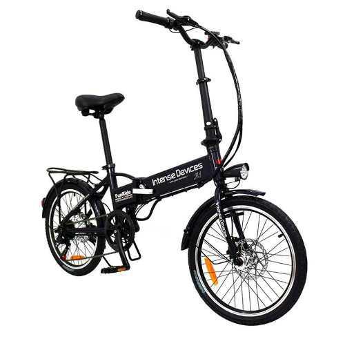 Bicicleta eléctrica intense devices a1-s, aro 14, estructur