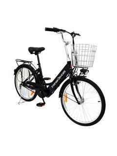 Bicicleta eléctrica intense devices a5, aro 24, estructura