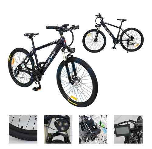Bicicleta eléctrica intense devices a6ah26, aro 26, estruct