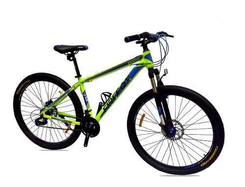 Bicicleta montañera firefox aro 29 - aluminio mtb