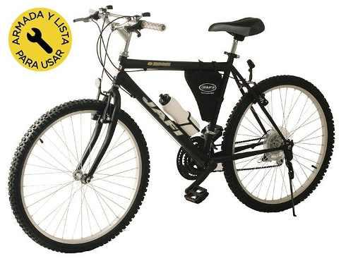 Bicicleta Montañera Modelo Orion Color Negro