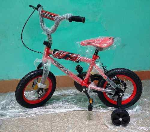 Bicicleta niño aro 12, bikes nuevo