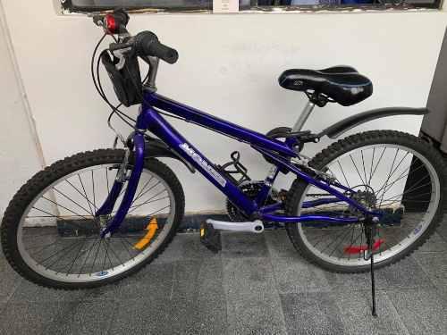 Bicicleta niño casi nueva