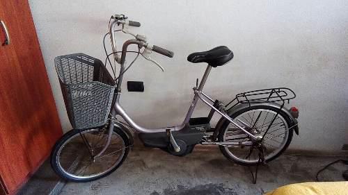 Bicicleta yamaha pas eléctrica aro 20 de paseo
