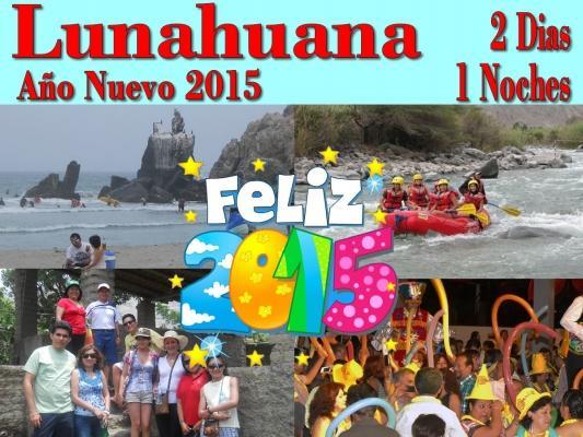 Campamento en lunahuana 2015