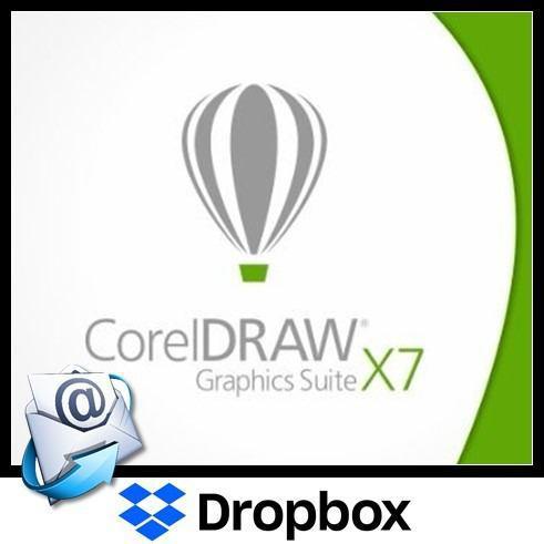 Corel Draw X7 En Español - Envio Gratis Inmediato