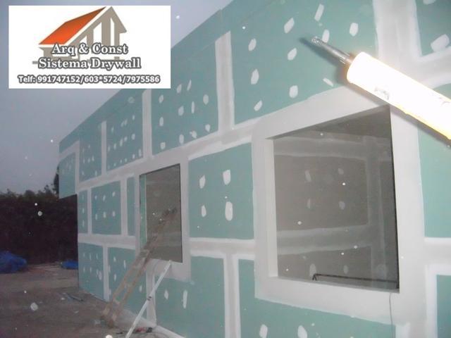 Drywall en costos accesibles