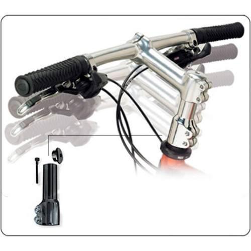 Elevador de potencia para bicicleta stem raiser de delta cyc