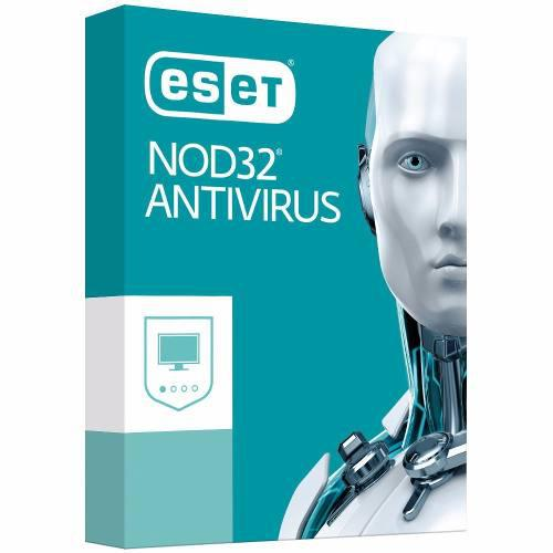 Eset nod32 antivirus 2017 v10 3 pc 1 años windows/mac
