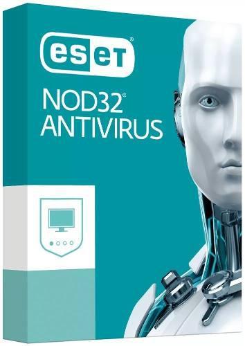 Eset nod32 antivirus v10 2017 |5 pc | 2 años|