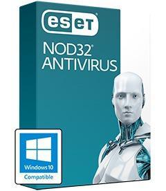 Eset nod32 antivirus v10 licencia original 2 año x 1 pc