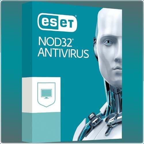 Eset nod32 antivirus v11 2018 original 3 pcs 1 año