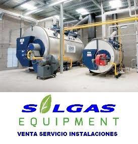 Gas instalaciones, comerciales industriales