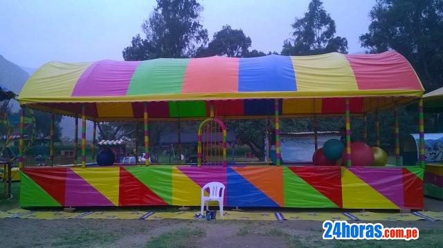 Juegos recreativos cama elásticas columpios toboganes lona