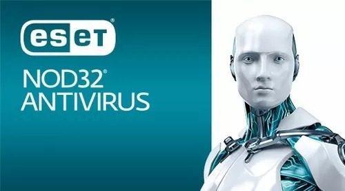 Licencia eset nod32 antivirus v10 2 año x 1 pc windows