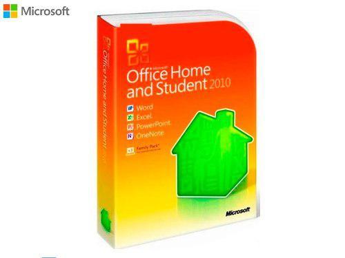 Licencia office hogar y estudiantes 2010 3 pc - 32/64 bits-