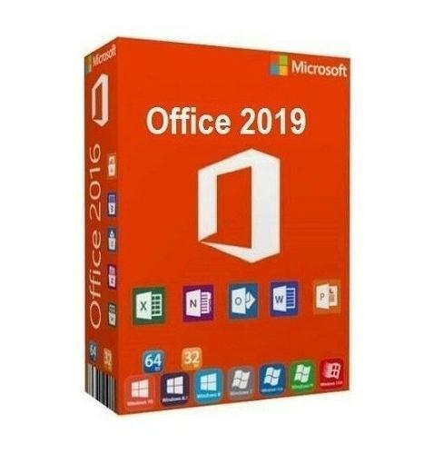 Licencia original office 2019 professional plus 32/64 bits
