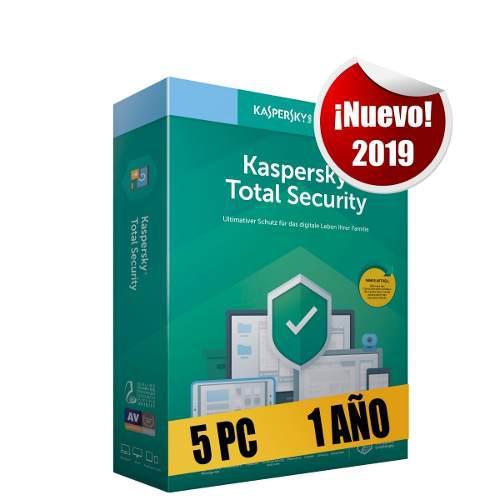 Licencia_kaspersky_total_security_2019_5_pc_1_año_original