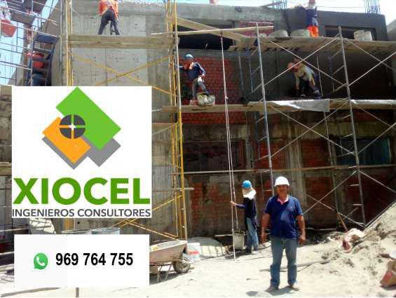 Maestro de obra construcion civil cel 969764755 en Lima