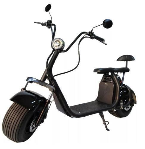 Moto scooter eléctrico doble suspensión