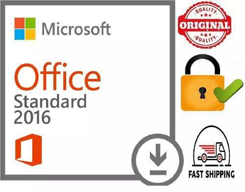 Office 2016 / licencia / notebook o pc original