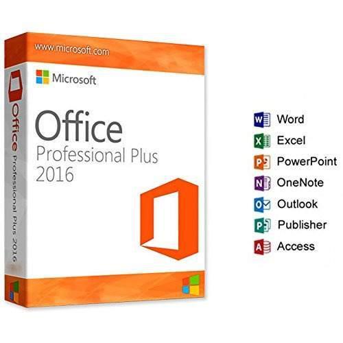 Office 2016 profesional plus 32/64 bits entrega inmediata