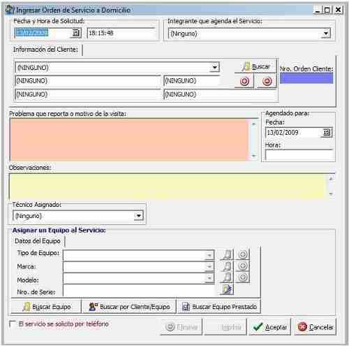 Software administrativo de talleres rma premium rrr