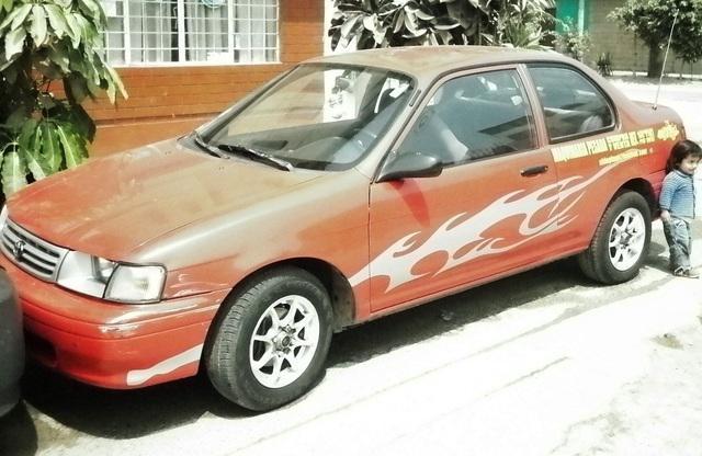 Toyota tercel del 92 a solo $4000 paradito