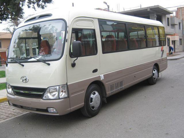 Traslados, transporte de personal, excursiones, city tours,