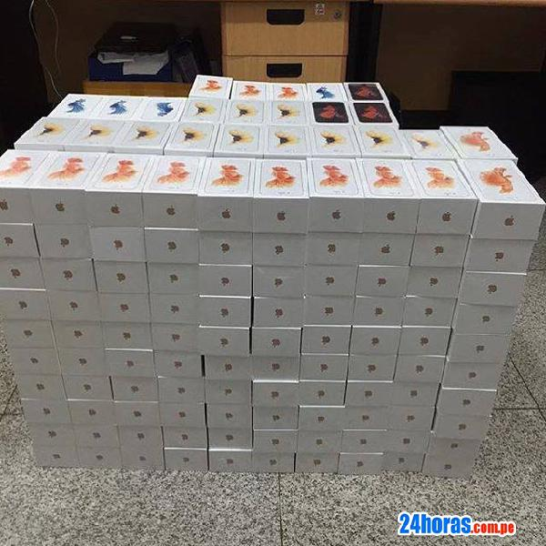 Venda: apple iphone 6s plus - samsung galaxy s6 edge + y sco