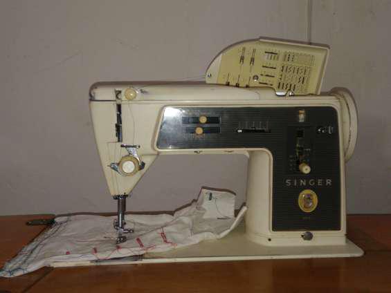 Vendo maquina de coser singer mod. 675 en perfecto estado de