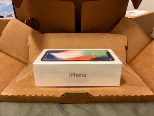 Iphone x, iphone 8 plus, iphone 8, iphone 7 plus y iphone 7