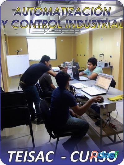 Control y automatizacion industrial   cursos