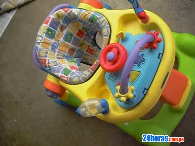 Andador caminado usado baby kits vendo: s/150
